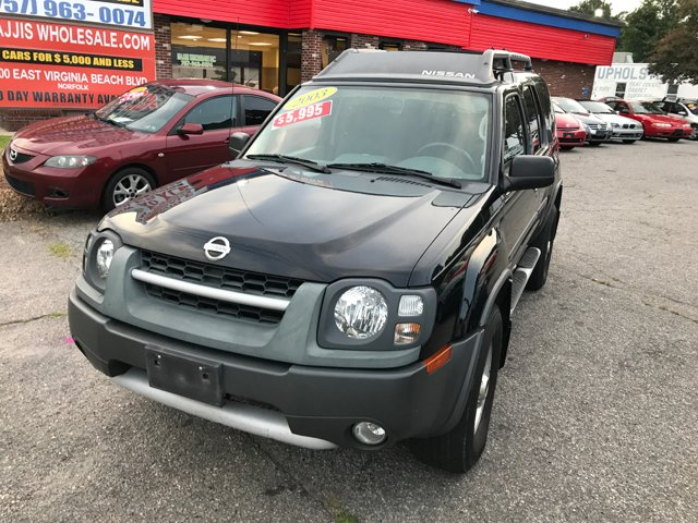 2002 Nissan Xterra XE S/C 4dr Supercharged 4WD SUV   Norfolk VA