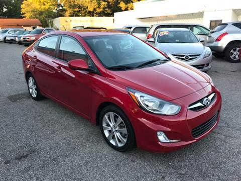 2013 Hyundai Accent for sale in Norfolk, VA