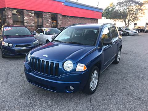 2010 Jeep Compass for sale in Norfolk, VA