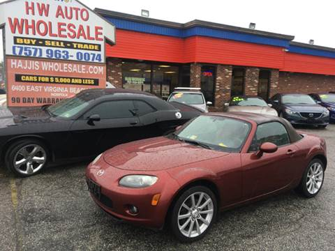 2006 mazda mx-5 miata for sale in napa, ca - carsforsale®