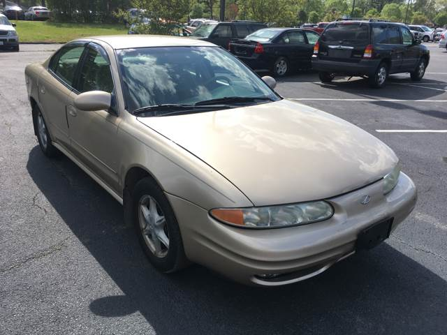 2001 Oldsmobile Alero Gl 4dr Sedan In Norfolk Va Hajjis Wholesale
