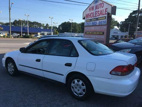 2002 Honda Accord For Sale >> 2002 Honda Accord For Sale Carsforsale Com
