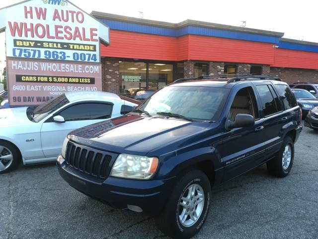 2000 Jeep Grand Cherokee Limited 4dr SUV   Norfolk VA