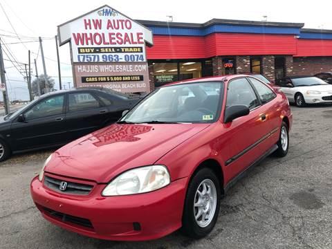 1999 Honda Civic for sale in Norfolk, VA