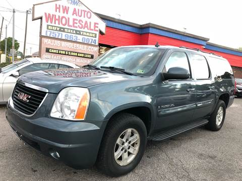 2008 GMC Yukon XL for sale in Norfolk, VA