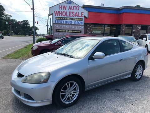 Acura Rsx For Sale >> 2005 Acura Rsx For Sale In Norfolk Va