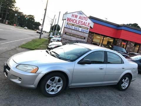 2003 Dodge Stratus for sale in Norfolk, VA