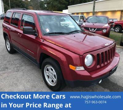 2008 Jeep Liberty Sport for sale at HW Auto Wholesale in Norfolk VA