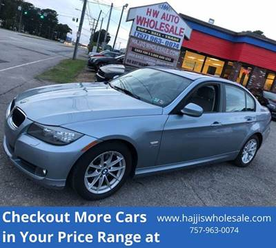 2010 BMW 3 Series 328i xDrive for sale at HW Auto Wholesale in Norfolk VA