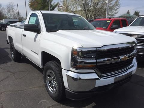 2017 Chevrolet Silverado 1500 for sale in Framingham, MA