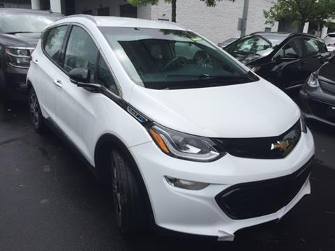 2017 Chevrolet Bolt EV for sale in Framingham, MA