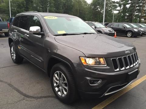 2015 Jeep Grand Cherokee for sale in Framingham, MA