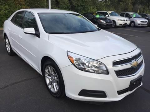 2013 Chevrolet Malibu for sale in Framingham, MA