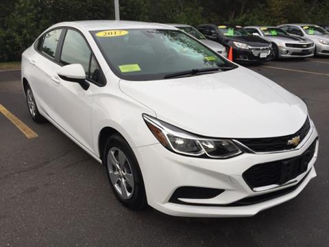 2017 Chevrolet Cruze for sale in Framingham, MA