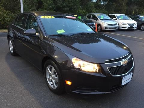 2014 Chevrolet Cruze for sale in Framingham, MA