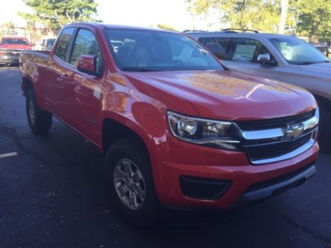2018 Chevrolet Colorado for sale in Framingham, MA