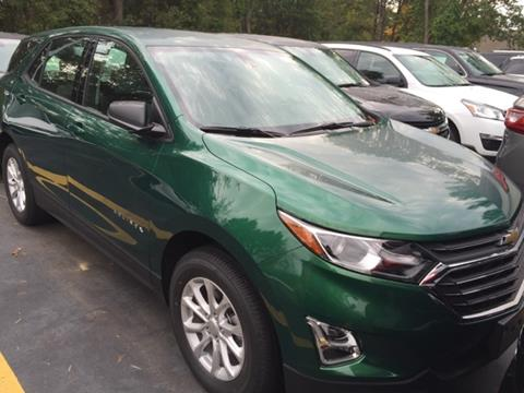 2018 Chevrolet Equinox for sale in Framingham, MA