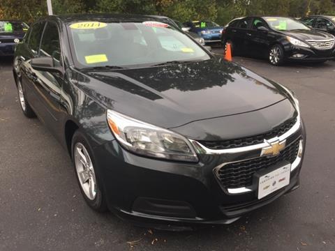 2014 Chevrolet Malibu for sale in Framingham, MA