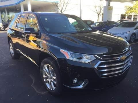 2018 Chevrolet Traverse for sale in Framingham, MA