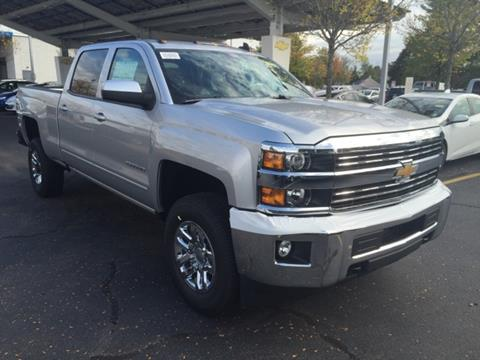 2018 Chevrolet Silverado 2500HD for sale in Framingham, MA