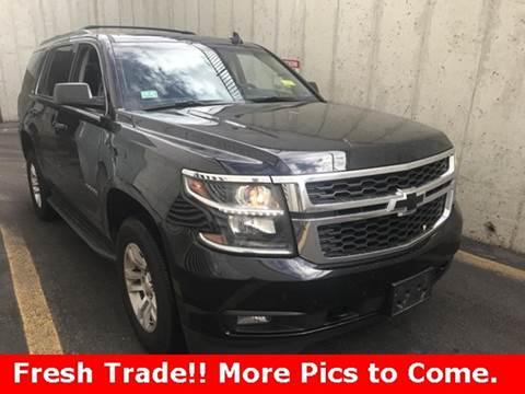2015 Chevrolet Tahoe for sale in Framingham, MA