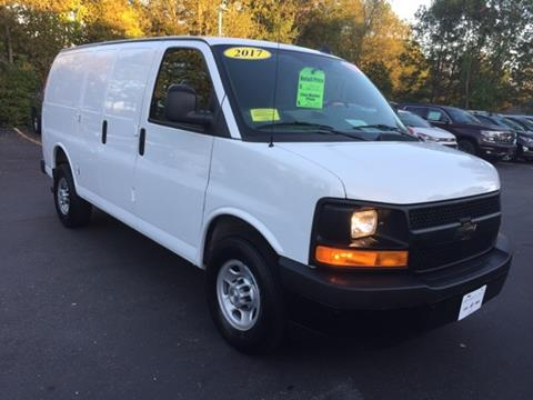 2017 Chevrolet Express Cargo for sale in Framingham, MA