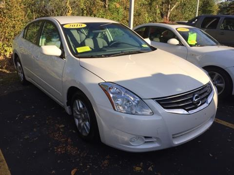 2010 Nissan Altima for sale in Framingham, MA