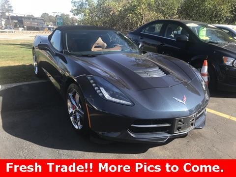 2014 Chevrolet Corvette for sale in Framingham, MA