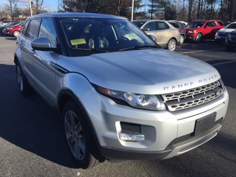 2015 Land Rover Range Rover Evoque for sale in Framingham, MA