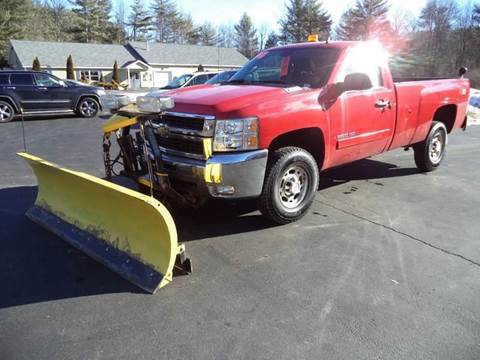 2008 Chevrolet Silverado 2500HD for sale in Chichester, NH