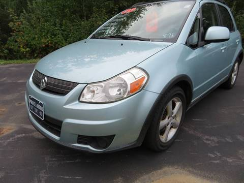 2009 Suzuki SX4 Crossover for sale in Chichester, NH