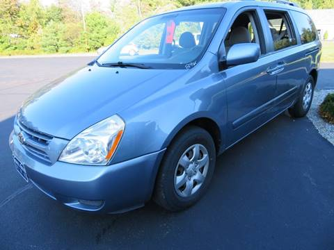 2010 Kia Sedona for sale in Chichester, NH