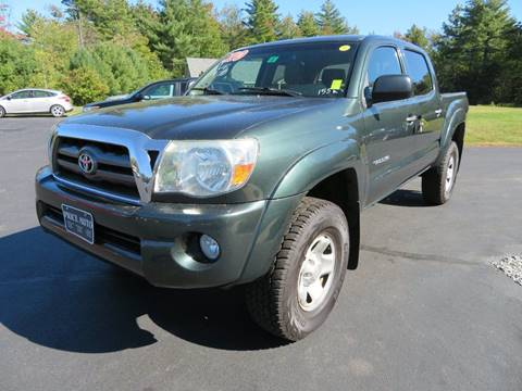 2010 Toyota Tacoma for sale in Chichester, NH