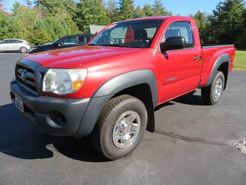 2009 Toyota Tacoma for sale in Chichester, NH