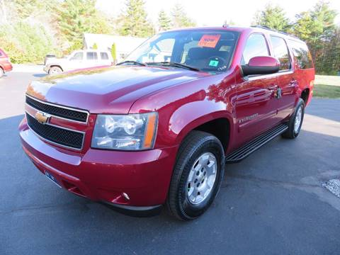 2007 Chevrolet Suburban for sale in Chichester, NH