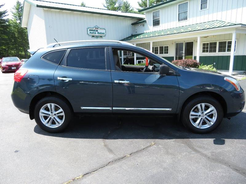 2013 Nissan Rogue AWD S 4dr Crossover   Chichester NH