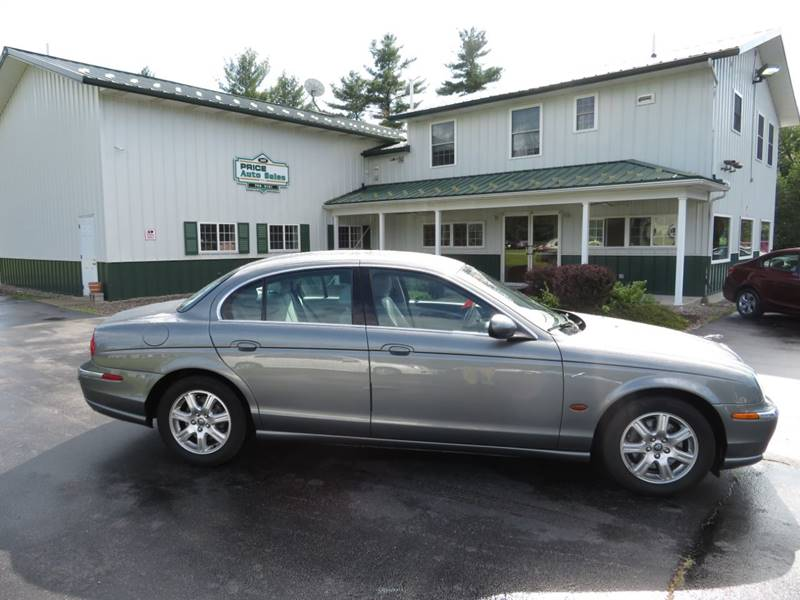 2003 Jaguar S Type 3.0 4dr Sedan   Chichester NH