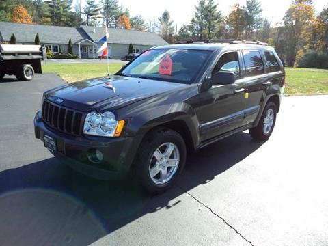 2005 Jeep Grand Cherokee for sale in Chichester, NH