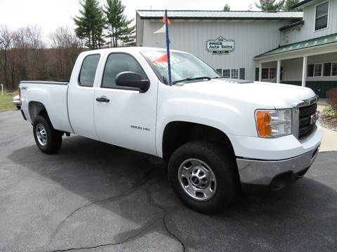 2011 GMC Sierra 2500HD for sale in Chichester, NH