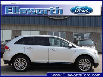 2012 Lincoln MKX for sale in Ellsworth, WI