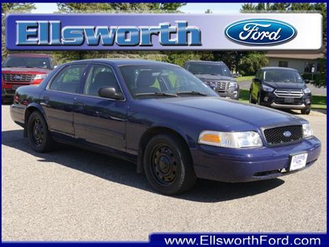 2011 Ford Crown Victoria for sale in Ellsworth, WI