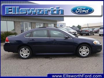 2011 Chevrolet Impala for sale in Ellsworth, WI