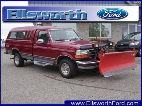 1994 Ford F-150 for sale in Ellsworth, WI