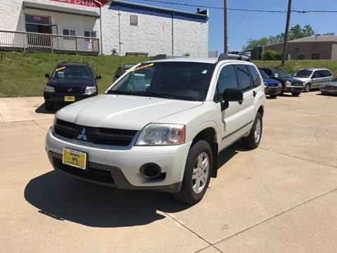 2006 Mitsubishi Endeavor for sale in Springfield, IL