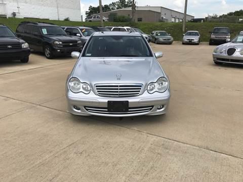 2007 Mercedes-Benz C-Class for sale at Elite Auto Plaza in Springfield IL