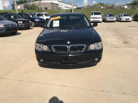 2006 BMW 7 Series for sale in Springfield, IL