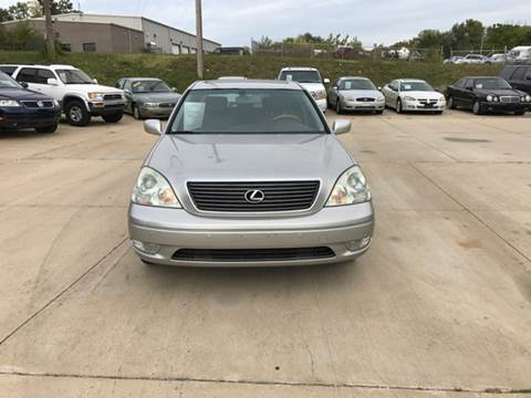 2003 Lexus LS 430 for sale in Springfield, IL