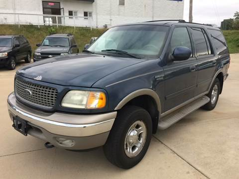 2000 Ford Expedition for sale in Springfield, IL