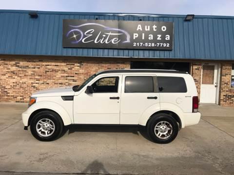 2009 Dodge Nitro for sale at Elite Auto Plaza in Springfield IL