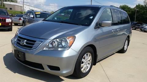 2008 Honda Odyssey for sale at Elite Auto Plaza in Springfield IL